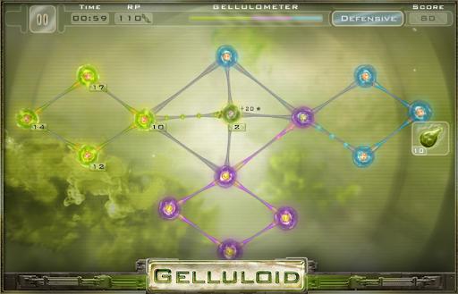 细胞连接Gelluloid