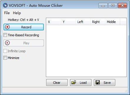 Auto Mouse Clicker(自动鼠标点击器)下载