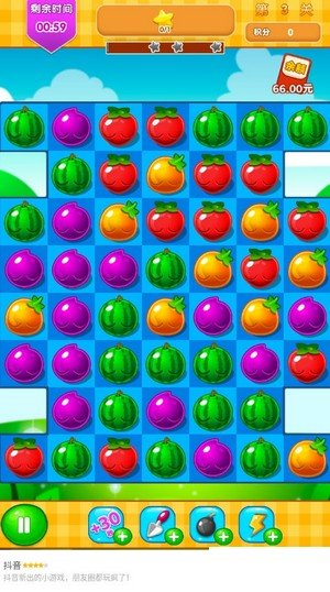 水果连连消红包版