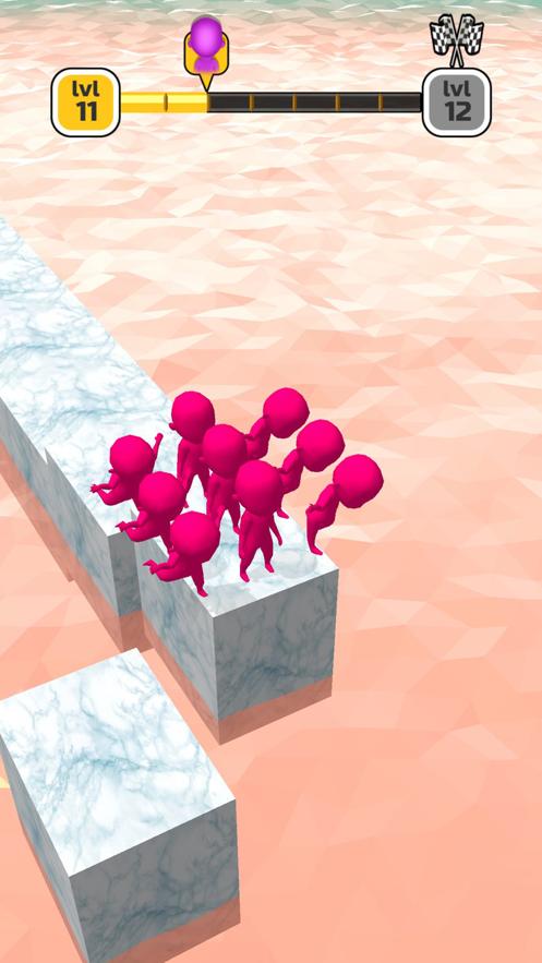 Crowd Jump 3D