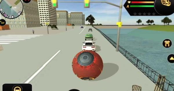 球型机器人