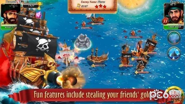 海盗决战海岛之争手游下载