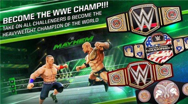 WWE混乱软件截图3