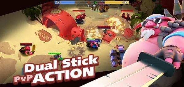 公猪争夺战