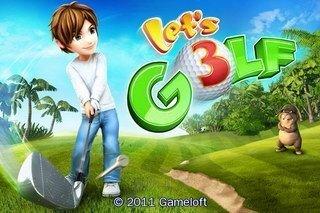 一起来玩高尔夫3