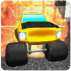 爬山汽车拉力赛3D