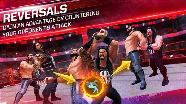 WWE混乱软件截图1