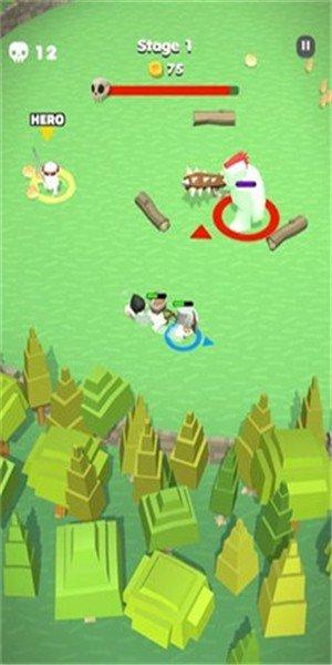 蛇形英雄软件截图0