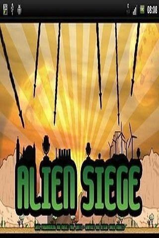 外星人攻城