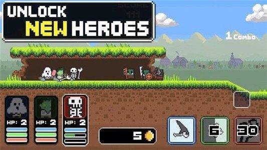 冲鸭三英雄软件截图1