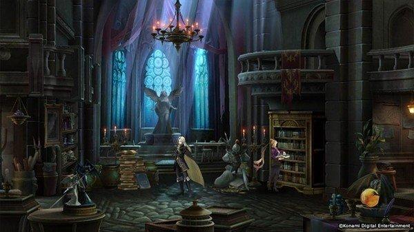 恶魔城魔导书之魂