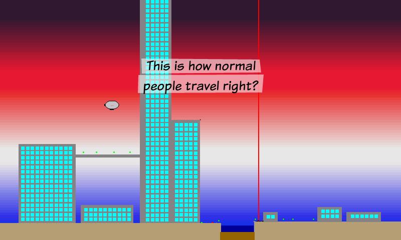 火柴人跳伞软件截图1