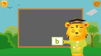 儿童学拼音游戏多米软件截图0
