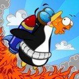 超级火箭企鹅