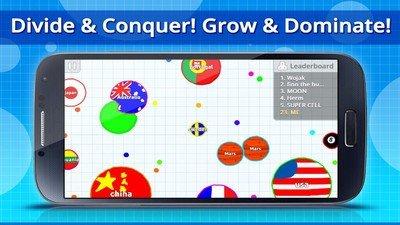 球球大作战之细胞吞噬软件截图1