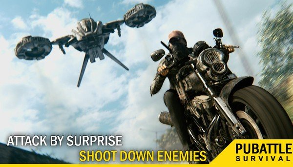 射击小队自由生存战场软件截图2