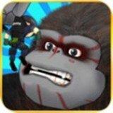 大猩猩粉碎