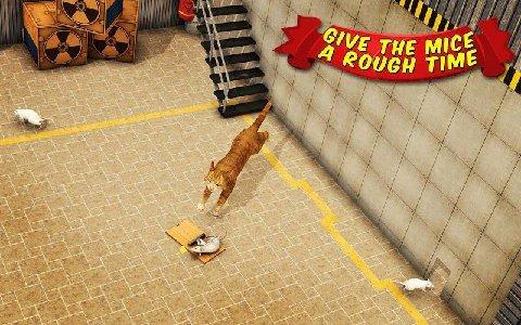 愤怒的猫和老鼠软件截图2