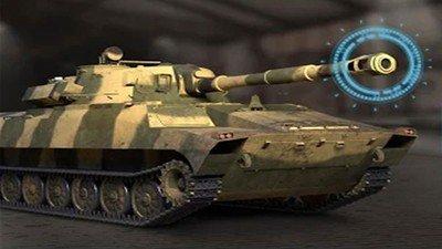 坦克变形机器人大战软件截图3