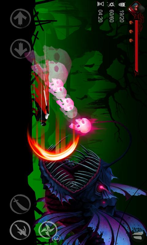 忍者雷电复仇软件截图3