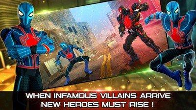 超级英雄战斗无限之战软件截图3