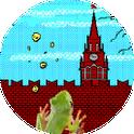 青蛙Toppler的跳跃