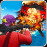 RPG火箭轰炸行动
