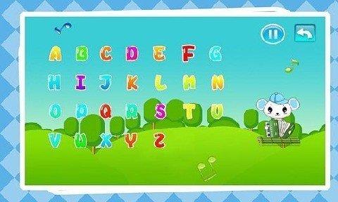 宝宝学ABC儿童游戏软件截图2