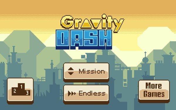 重力跑酷(Gravity Dash)