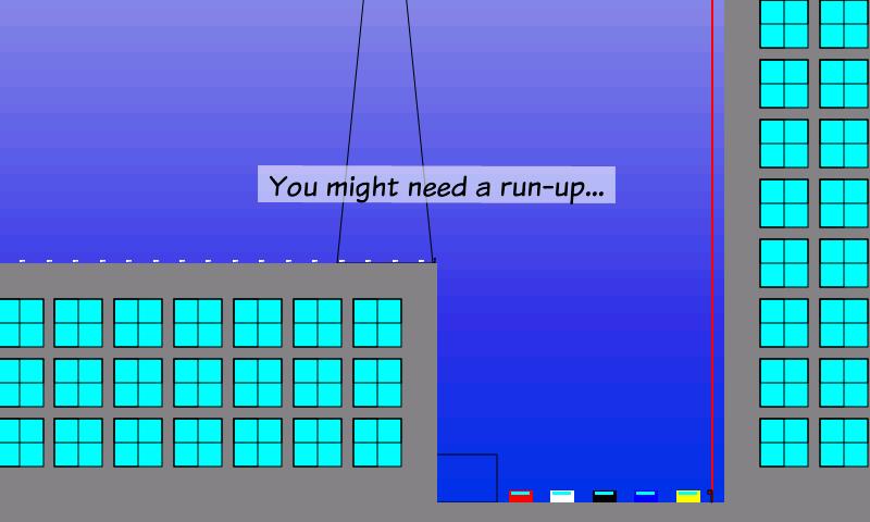 火柴人跳伞软件截图2
