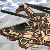 战斗机恐龙机器人