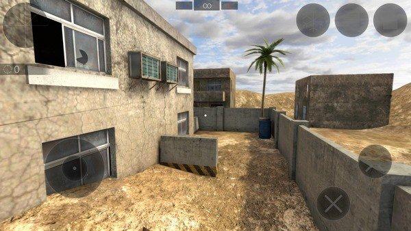 僵尸战争模拟器软件截图0