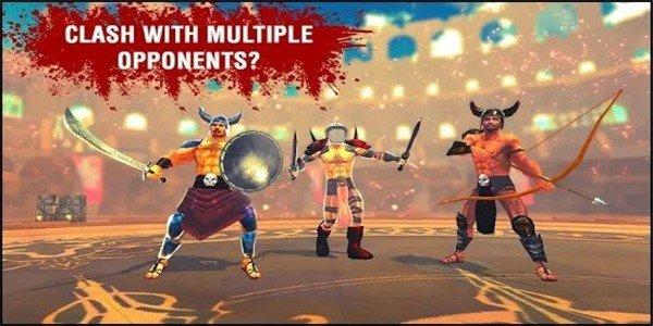 沙与血之王角斗士竞技场软件截图3
