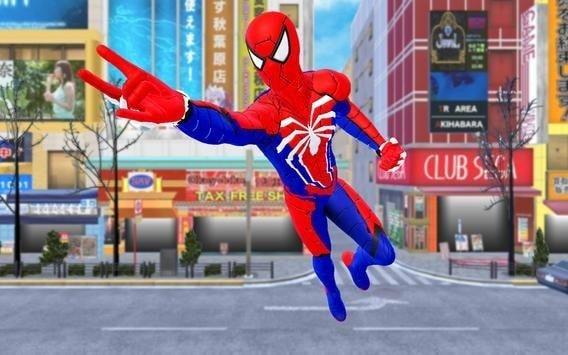 蜘蛛英雄战斗歹徒绳之战