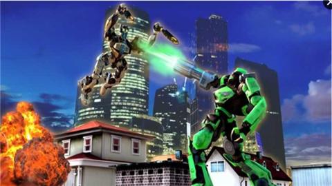 机器人革命战争软件截图2