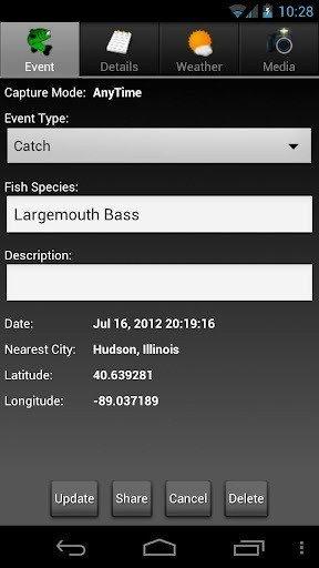 钓鱼伙伴软件截图1