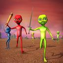 外星人模拟战争