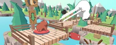 豚鼠和桥梁软件截图2