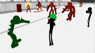 火柴人僵尸围城软件截图3