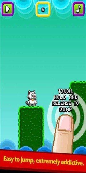 跳跃的猫咪软件截图0