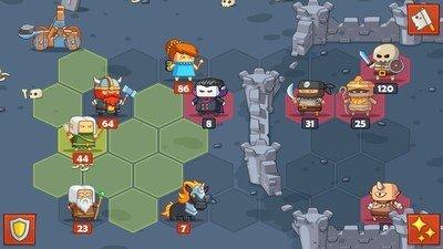 英雄2不死之王软件截图1