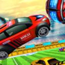 汽车足球比赛