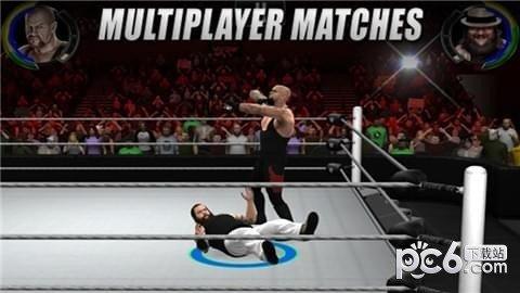 WWE2K摔跤软件截图3
