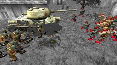 火柴人战斗模拟器二战软件截图3