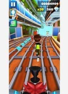 地铁英雄逃离软件截图3