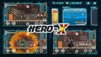 英雄X急速软件截图2