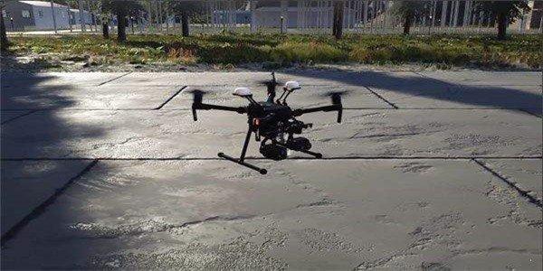 真实无人机模拟器