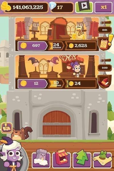 白马王子的城堡