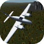 驾驶飞机模拟器