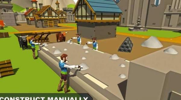 城墙建造模拟